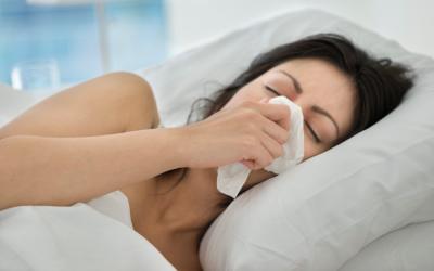 Rhume et grippe : les différences.