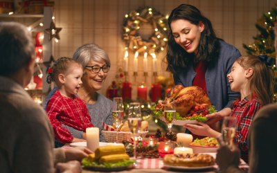 Soulager les brulures d'estomac pendant les (nombreuses) sorties des fêtes!