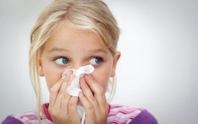 Soignez le rhume et la toux de vos enfants.