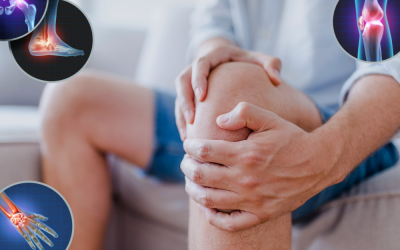 La différence entre l'arthrite et l'arthrose.